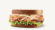 4. Turkey Sandwich
