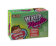 Watch Ya Mouth Family Expansion Pack #1 (155 cards + 6 blank cards)