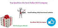 Top Qualities to select the best Dallas SEO Company