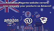 Australian Magento website owners - Integrate your products on Amazon