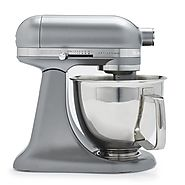 Chef's Stand Mixer Review of the New Contour Silver Artisan Mini Mixer