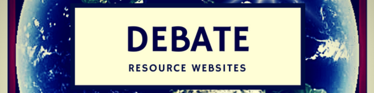 Headline for Debate Resources