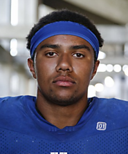 (OR) LB Jaylin Parnell (South Medford) 6-0, 200