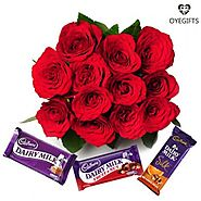 Close to My Heart - Bouquet & Chocolates Online