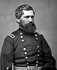 Major Gen. Oliver O. Howard, On May 12, 1865, was appointed as its chief commissioner over the entire bureau.
