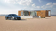 Audi and Airbnb Offer Up a Crazy House in Death Valley, and a Great Ad to Go With It