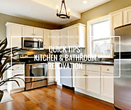 Tips for Kitchen & Bathroom Renovations