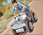 Weird News: World s smallest roadworthy car earns spot in Guinness World Records 2014 4092