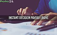 Instant Decision Payday Loans- Get Hands On Speedy Loans And Keep Your Worries At Bay
