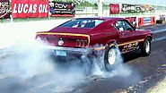 American Muscle Cars Revs Tire Burnout Hard Acceleration Drag Racing! Dragsters and more.