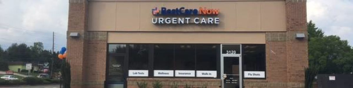 Headline for BestCare Now Urgent Care in Atlanta