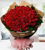 Buy and Send Flowers Online to UAE