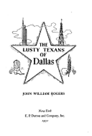 The lusty Texans of Dallas