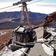 Teide's cable car