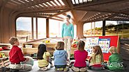 Visions: Next Gen Learning Spaces