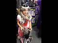 Zombie Princess Costume & Gothic Prom Queen Costume