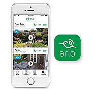 Arlo Smart Home Security Camera System - 2 HD, 100% Wire-Free, Indoor/Outdoor Cameras with Night Vision (VMS3230) by ...