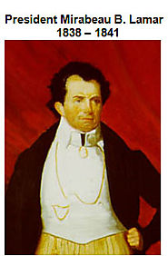 A YOUNGER PORTRAIT OF PRES. LAMAR