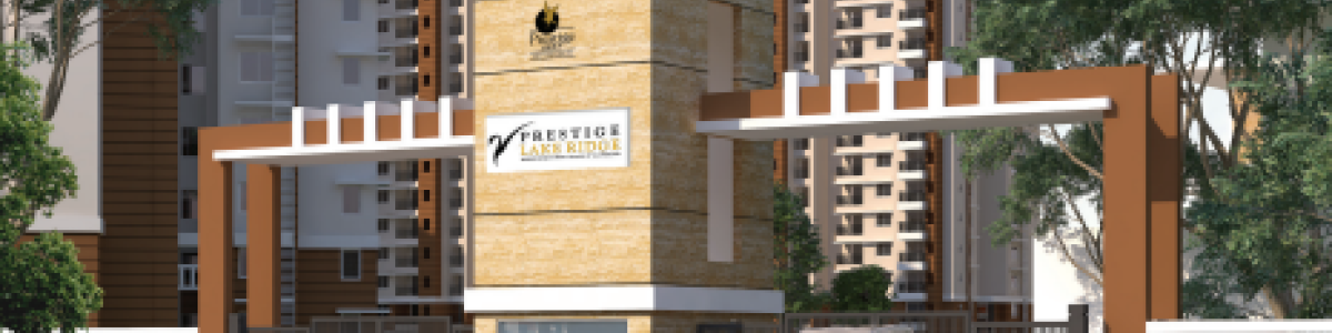 Headline for Prestige Lake Ridge Bangalore