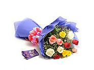 Send Same Day Flowers Delivery in Kolkata