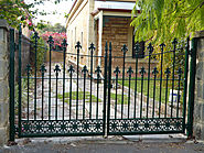 The Wonderful Gates in Adelaide