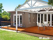 Create Beautiful Pergolas at Adelaide