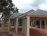 The Royal Walkaway with Pergolas Adelaide