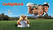 It's a very stupid movie about golf.
