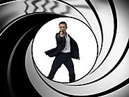 James Bond: It's a great series about a quick thinking spy with great comic relief and intense action scenes