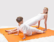 Learn the yoga poses for kids