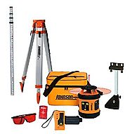 Johnson-Level-Tool-99-006K-Self-Leveling Rotary Laser System