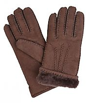 Mens Sheepskin Gloves or Mittens - A Pair to Seamlessly Blend with Your Outerwear