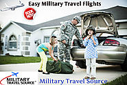 Look How Easy Military Travel Can Be!