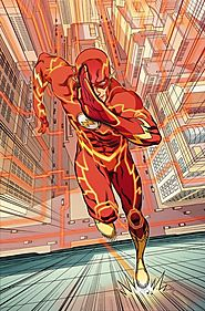 How is The Flash able to take such sharp turns at mach speeds? Wouldn't he be affected by inertia?
