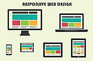 Responsive Web Design Where Space Automically Adjusts