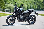 2016 KTM 690 Duke Prototype It's Fun to Be Single