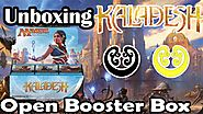 Unboxing / Open Kaladesh Booster Box! INSANE PULLS! **BRAND NEW**