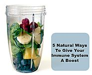 5 Tips To Boost Your Immune System - wherefitnessmeetsbeauty