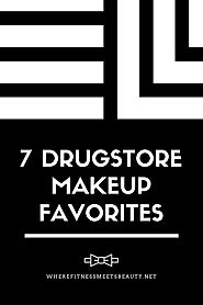 Drugstore Makeup Favorites - wherefitnessmeetsbeauty