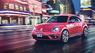 The Official Name of Volkswagen's New Car Is a Hashtag: #PinkBeetle