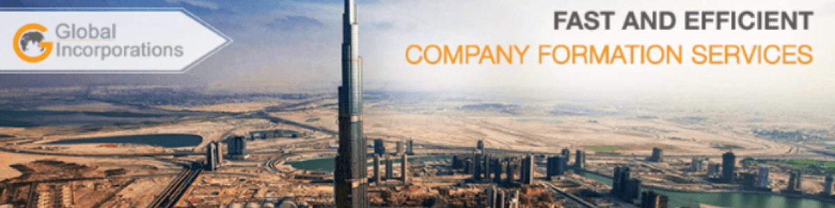 Headline for Global Incorporations - Company Registration in Dubai