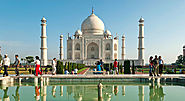 Golden Triangle Honeymoon Tour With Taj Mahal #India