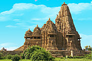 Taj Mahal Tour with Khajuraho Erotic Temples
