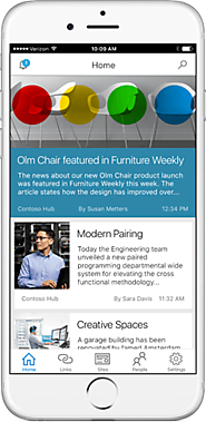 SharePoint Mobile Apps Are Coming