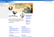 MS SharePoint Site in 2005