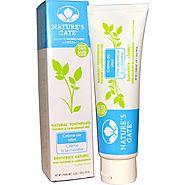 Nature's Gate Toothpaste