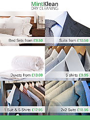 Dry Cleaning Prices London