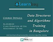 Data Structure and Algorithm Course - Learnbay.in
