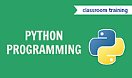 Get Python Trained in Bangalore