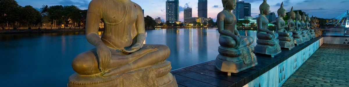 Headline for 05 Must Visit Places in Colombo – Something Old, Something New, Always Fascinating